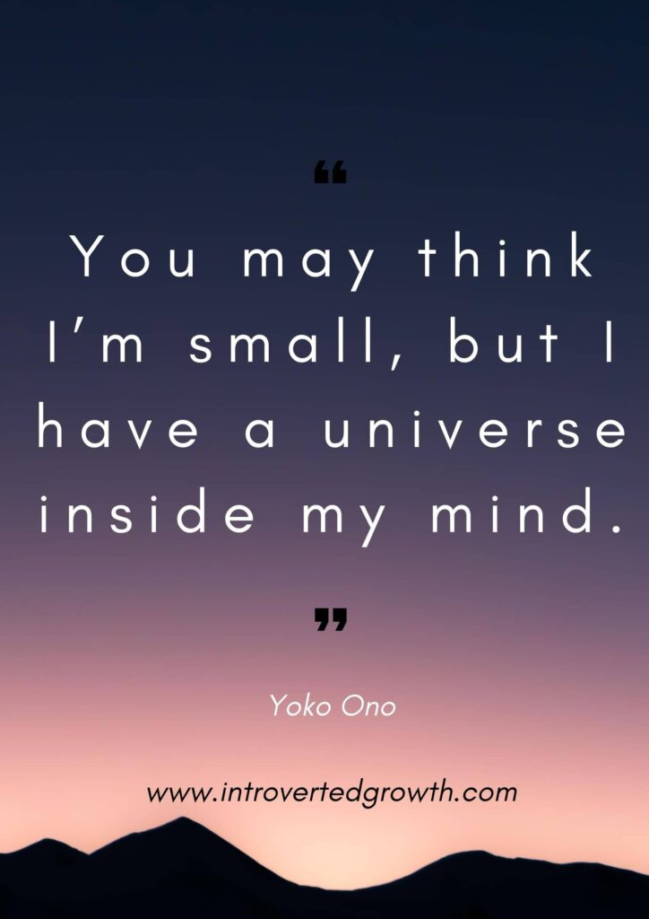 introvert quotes