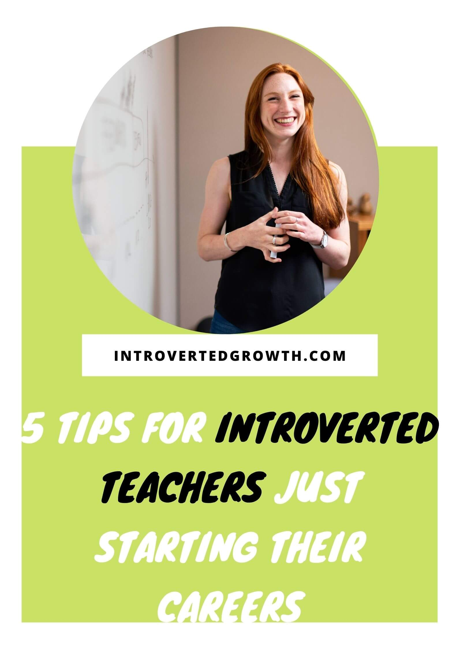 Tips For Introverted Teachers