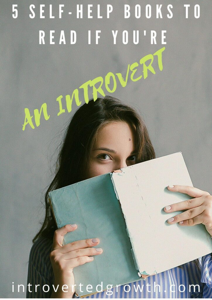 self help books for introverts