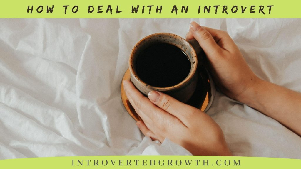 how to deal with an introvert